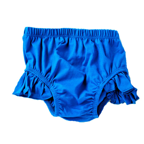 Flutter Bloomers Royal Blue