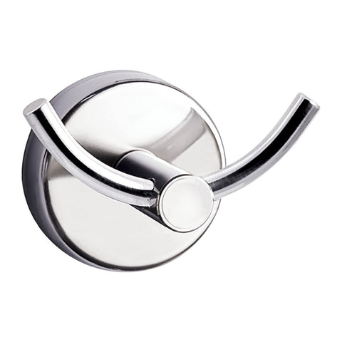 Kapitan Double Robe and Towel Hook - bath-accessories.co.uk