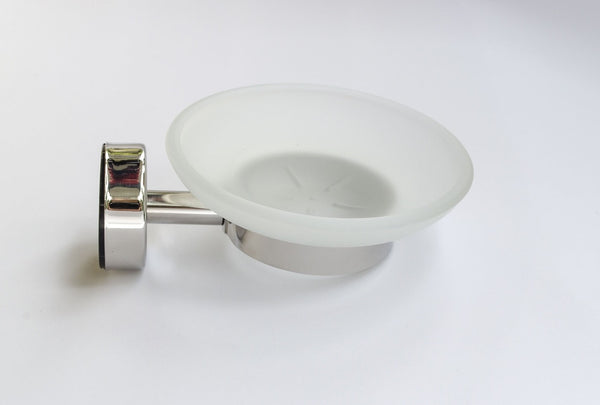 Kapitan Wall Mounted Soap Dish with Holder - bath-accessories.co.uk