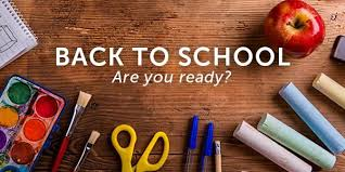 Back to school....And breathe!