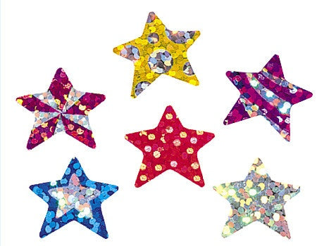 Star Bright Stickers