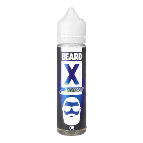 No. 05 vape liquid by Beard Series X - 50ml Short Fill - eJuice