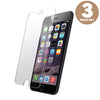3-Pack Tempered Glass Screen Protector for iPhone