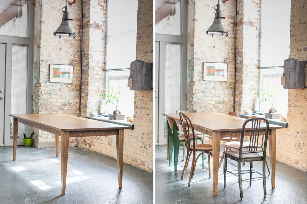 The Modern Farm Table