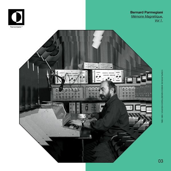 Bernard Parmegiani - Memoire Magnetique, Vol.1 LP