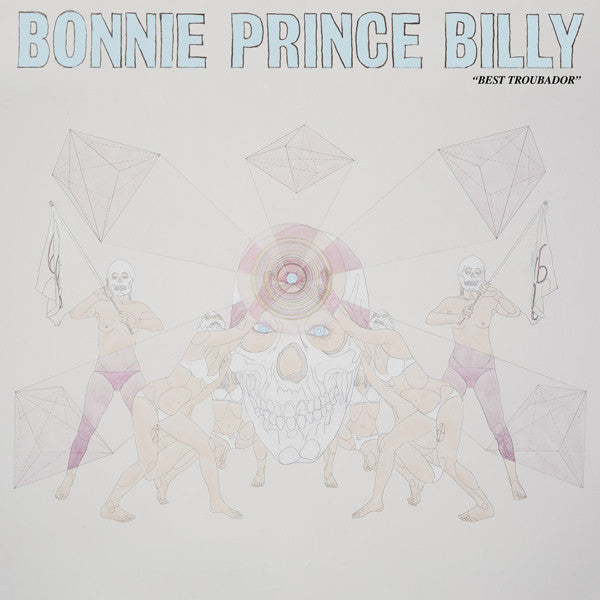 Bonnie Prince Billy - Best Troubador 2xLP