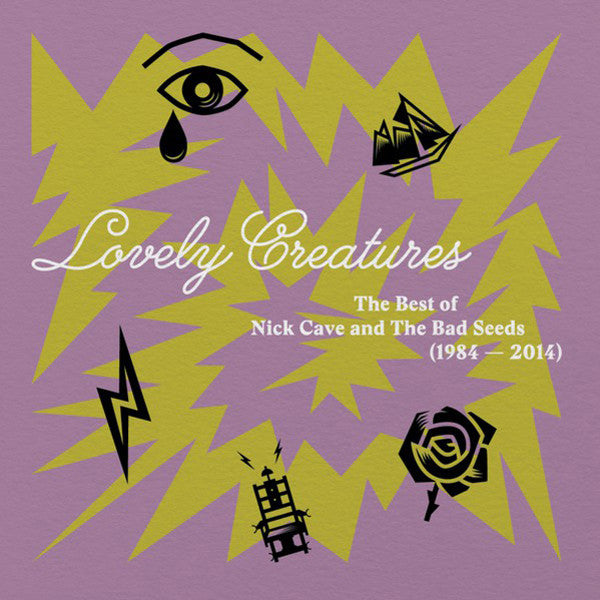 Nick Cave & The Bad Seeds - Lovely Creatures: The Best of Nick Cave and The Bad Seeds (1984-2014) 3xLP