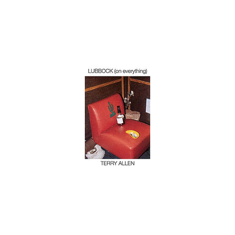 Terry Allen - Lubbock (On Everything) 2xLP