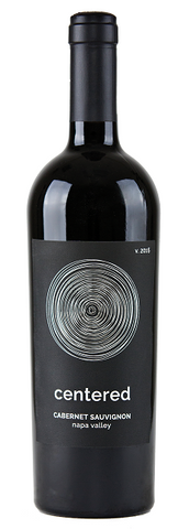 2016 CENTERED CABERNET  750ML