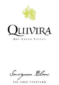 2016 QUIVIRA SAUVIGNON BLANC FIG TREE VINEYARD 750ML
