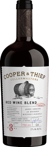 2016 COOPER & THIEF RED WINE BLEND 750ML