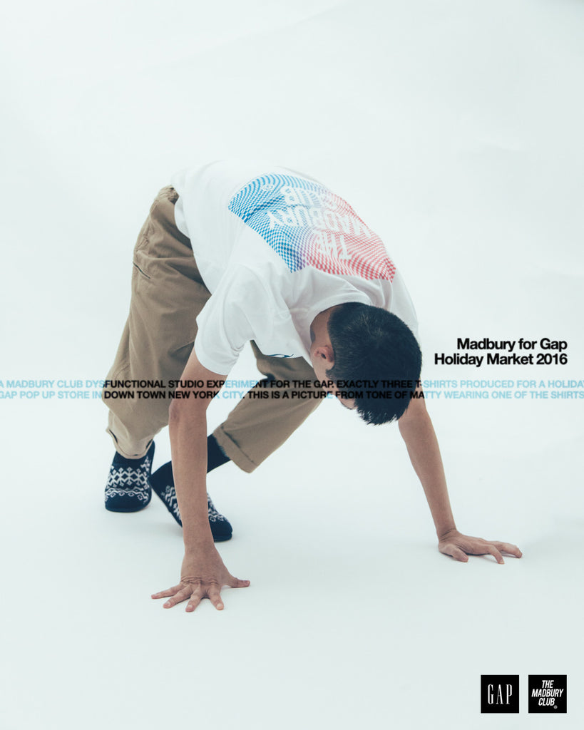 Madbury x Gap Cotton T-Shirts