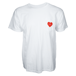 Blackburn Heart Tee