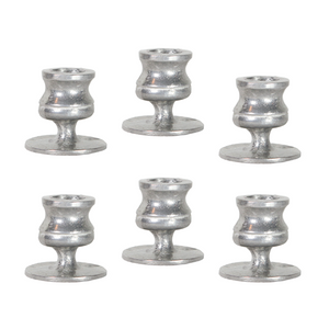 Candle Holders (set of six)