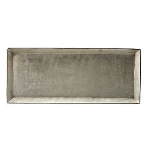 "Donna Karan ""Burnished Metal"" Rectagular Tray - Large"