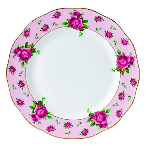 Royal Albert NEW COUNTRY ROSES PINK DINNER PLATE 10.6""