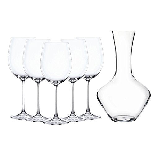 Nachtmann Vivendi Decanter Set, 5-Pack