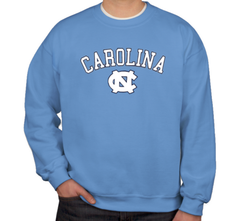 Arched Carolina Classic UNC Sweatshirt