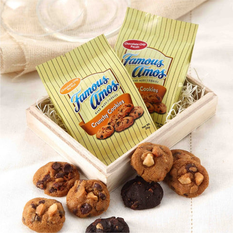 Famous Amos Snack Pack (60packets x 25g)