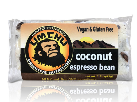 Coconut Espresso Bean (box of 12)