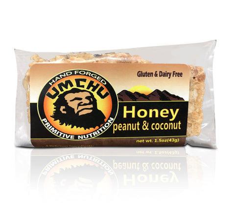 Peanut Honey Coconut & Sea Salt (box of 12)