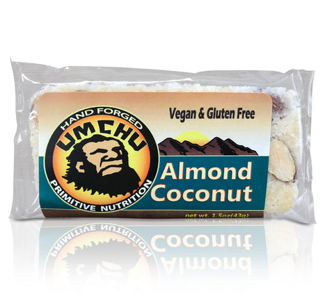 Almond Coconut (box of 12)