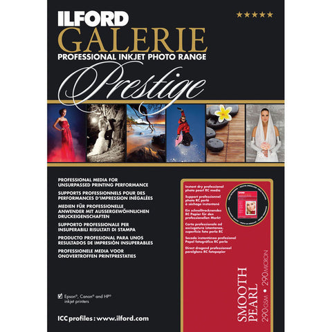 Ilford GALERIE Prestige Smooth Pearl (A4, 100 Sheets)
