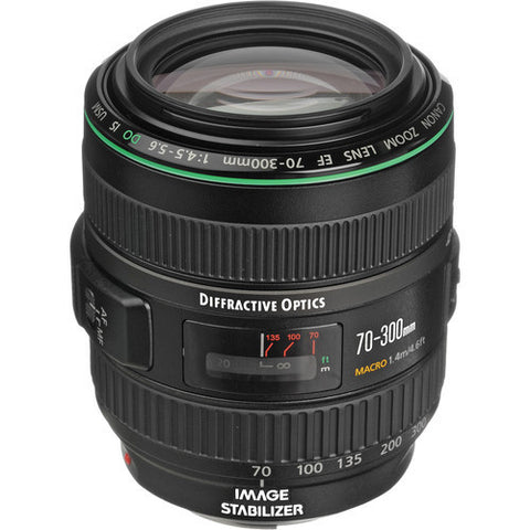 Canon | EF 70-300mm f/4.5-5.6 DO IS USM Lens