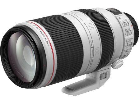 Canon | EF 100-400mm f/4.5-5.6L IS II USM