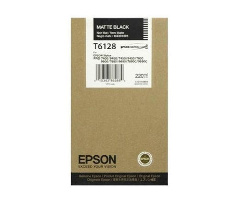 Epson | UltraChrome Matte Black Ink Cartridge (220ml)