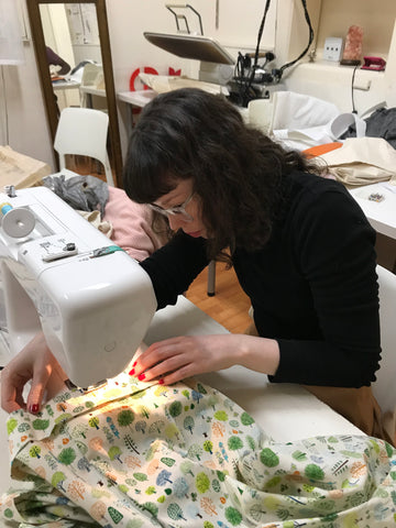 Wednesday Evening Sewing Classes 6-8pm, 1st May - 5th June, 2019 (Modules 2-8)