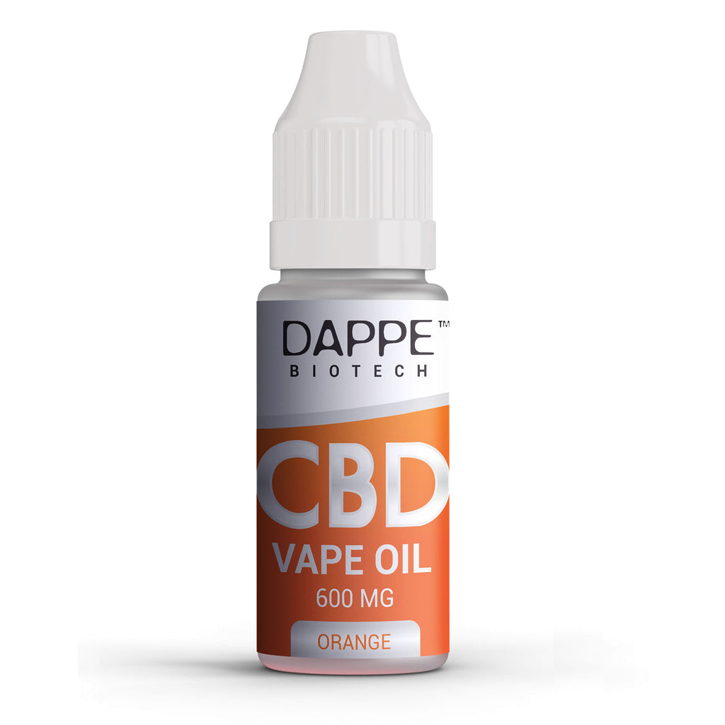 Premium CBD Vape Oil (10ml bottle) - DAPPE