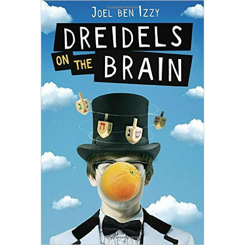 Dreidels on the Brain by Joel Ben Izzy - Jewish Gifts, Collectibles and Judaica | Reboot Shop