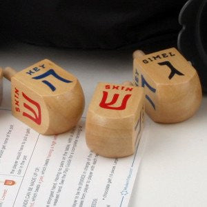 No Limit Texas Dreidel Game from ModernTribe - Jewish Gifts, Collectibles and Judaica | Reboot Shop