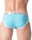 Private Structure Sxuz3683 Soho Spectrum X Briefs Aquablue - StevenEven.com