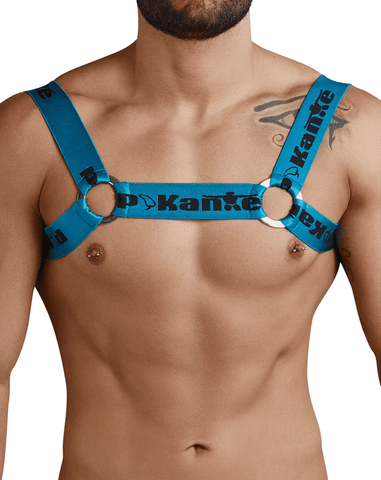 Pikante 7008 Pikante Harness Black