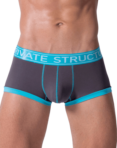 Private Structure Sxuz3683 Soho Spectrum X Briefs Aquablue
