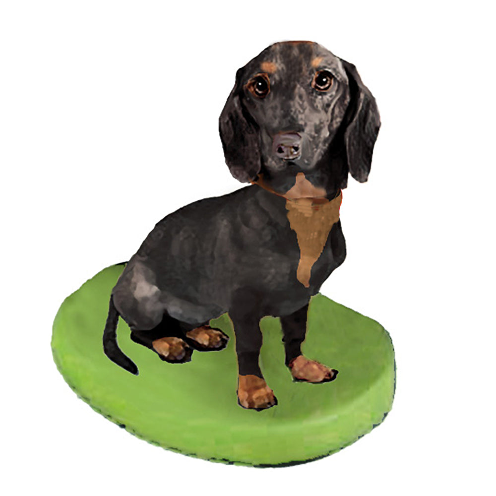 Custom Pet Dog Bobblehead - Dachshund