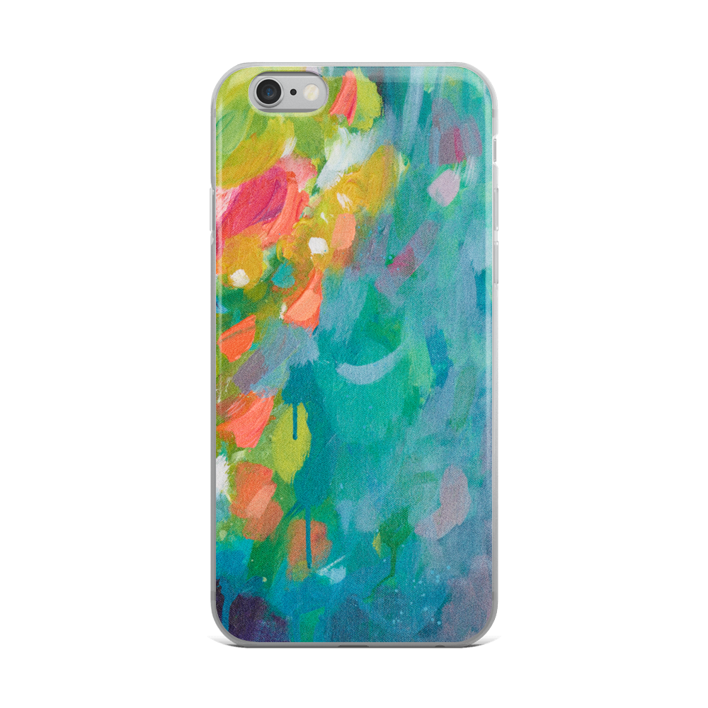 Bora Green - iPhone 5/6 Case