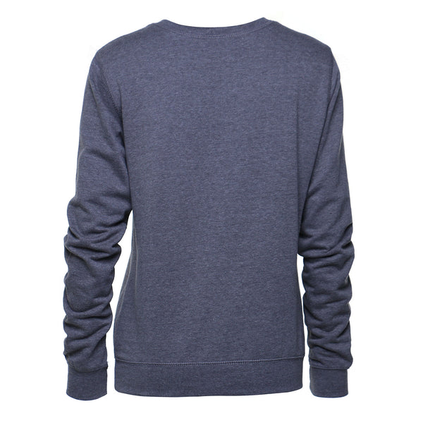 TMR Running Late. Sweatshirt. Heather Grey