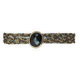 Classic Stone in Black Onyx with Clasp