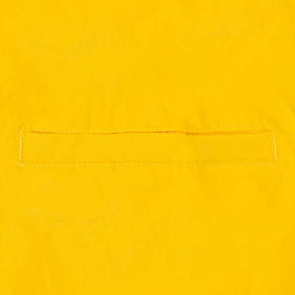 SOAKED SWIM TRUNK YELLOW