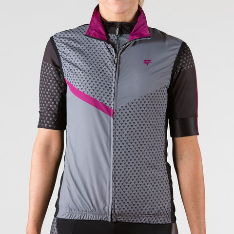 Venture Cycling Jersey Peach