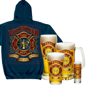 Firefighter Holiday Gift Set-Military Republic
