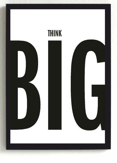 Think Big Frame-Home-PropShop24.com