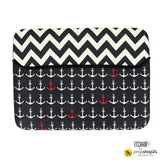 Laptop Sleeve - Anchor - Red-Gadgets-PropShop24.com