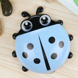 Lady Bug Toothbrush Holder - Blue-Home-PropShop24.com