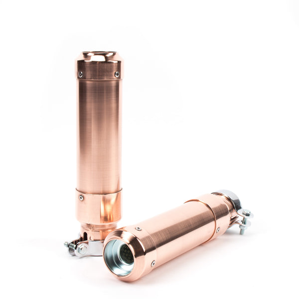 Custom Copper Mufflers