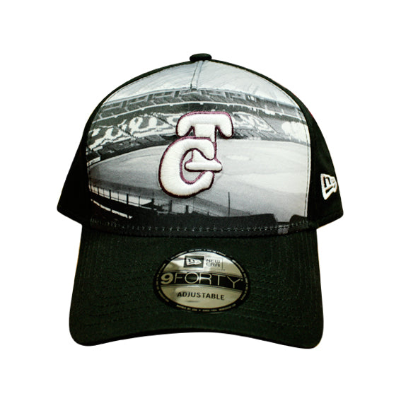 Gorra Stadium Black TC White