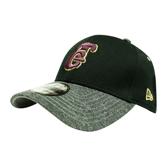 Gorra 3930 Black Visor Gray